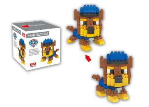 843554- Dog Style Building Block Toy for Improving Social Cooperation Ability pictures & photos