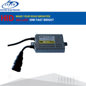 Light up Within 1 Second 35W Fast Bright HID Xenon Kit pictures & photos