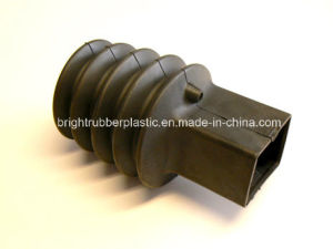 Competitive Dustproof Silicone Rubber Bellows pictures & photos