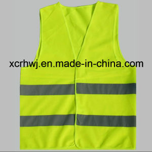 China Reflective Vest Supplier,Safety Vest Factory,Roadway Traffic Reflective Sleeveless Shirt Price,Reflective Jacket,100% Polyester Traffic Reflective Vest