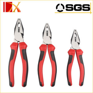 Fine Polished CRV New Eccentric Combination Plier