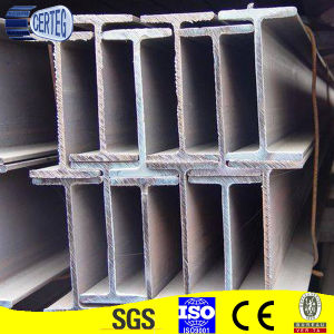 Steel Beam in H Section Mild Steel pictures & photos