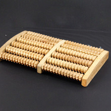 Wooden Foot Massager, Massage Product