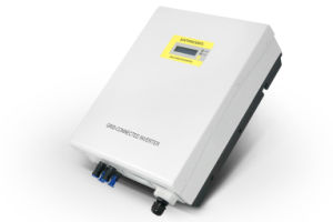 Hot 3300W Grid Tied Inverter with Dual Tracker (Suntwins 3300TL)