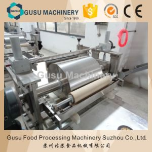 Gusu New Designed Ce Certified Chocolate Compound Products Bar Making Machine pictures & photos