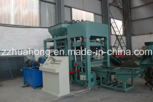 Hollow Brick Making Machine Hydraulic Block Forming Machine pictures & photos