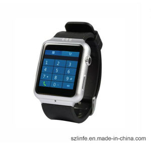 "Factory Price! ! 3G WiFi Smart Watch Phone K8 with GPS 1.54"" IPS Screen Android Smart Watch pictures & photos"