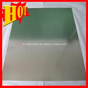 N201 Pure Nickel /Nitinol Memory Alloy Sheet/Plate pictures & photos