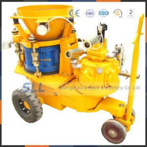 Air Motor Shotcrete Machine with High Quality pictures & photos