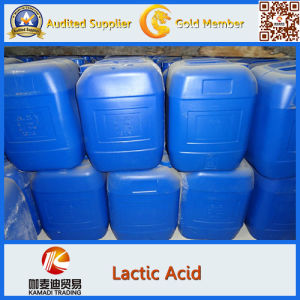 95% High Purity Good Price Food Grade Lactic Acid 50-21-5 pictures & photos
