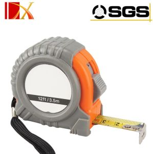 Rubber Coated Stainless Steel Tape Measure for The Measuring pictures & photos