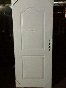 White Color American Panle Door pictures & photos