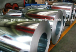 Z200 Prime Galvanized Steel Coil Gi Zinc for Corrugated Plate pictures & photos
