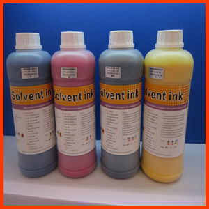 Solvent Ink Xaar 126/128/382 for Digital Printer pictures & photos