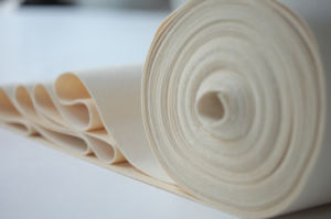High Efficiency PPS+PTFE Fabrics for Coal-Fired Power Station pictures & photos
