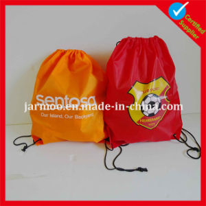 Recycle Kids Children Cartoon Draw String Backpack pictures & photos