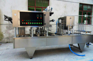 Fully Automatic Juice Cup Filling and Sealing Machine pictures & photos