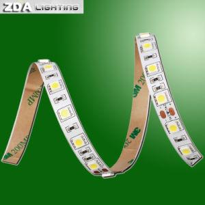 DC12V / 24V SMD5050 6000k White LED Light Strip pictures & photos
