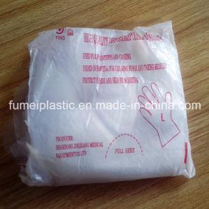 OEM Available L Size Transparent Disposable PE Glove