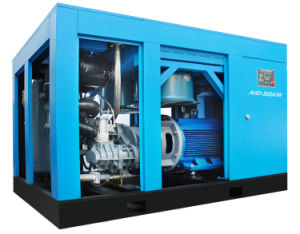 Direct-Connected High Quality Screw Air Compressor 300HP pictures & photos