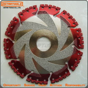 Diamond Segment Saw Blade for Concrete, Masonry and Stone pictures & photos