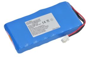 Replacement Vital Signs Monitor / ECG Battery for Comen Cm-1200A