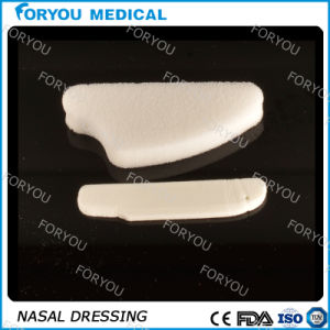 Stop Nose Bleeding First Aids Nasal Packing with Ce FDA pictures & photos