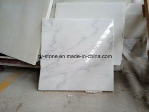 Chinesem Snow White Marble, Bianco Statuario Venato Marble on Sale
