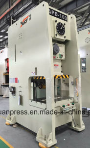 High Efficiency Compact Press, 80ton-315ton Automatic Punching Press pictures & photos
