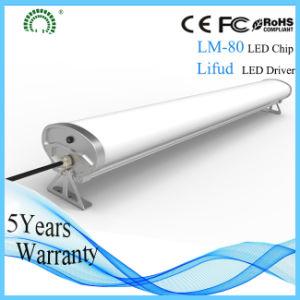 Dust/Damp/Waterptoof/Weatherproof 2800-6500k 1.5m 60W IP65 Tri Proof LED Bar Tube Light pictures & photos