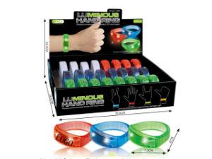 Voice Control Toy Children Bracelet with Flashlight (H5108006) pictures & photos