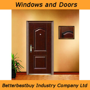 Fireproof Steel Security Door for Residential Building pictures & photos