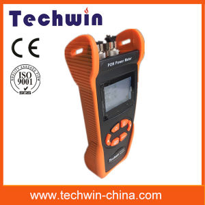 Tw3212e Pon Power Laser Meter Offers up Tu 10 Different Threshould Sets in Total pictures & photos