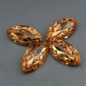 K9 Crystal Fancy Stone for Jewelry, Garment Decoration pictures & photos