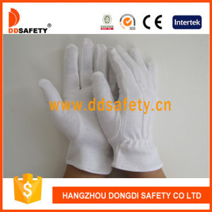 Ddsafety 2017 Cotton Inspector Parade Gloves pictures & photos