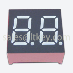 0.36 Inch Dual Digit 7 Segment LED Display pictures & photos