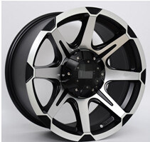 4X4 SUV Wheels 16X8 5X130 and 6X139.7 Car Alloy Wheel Rims pictures & photos