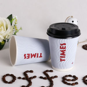 Disposable Customized Coffee Paper Cup
