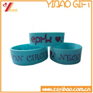 Factory Price Promotional Silicone Wristbands pictures & photos
