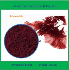 Competitive Price Pure Natural Astaxanthin Powder pictures & photos