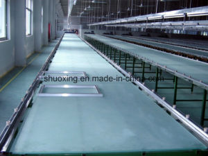 Manual Garment Printing Table pictures & photos