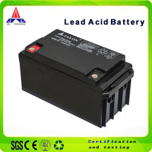 Low Self-Discharge Rate Lead Acid Solar Battery (12V65ah)