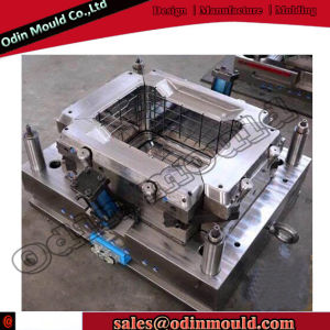 Design Turnover Crate Injection Mould pictures & photos