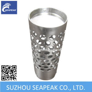 Water Pipe Strainer-Long Thin pictures & photos