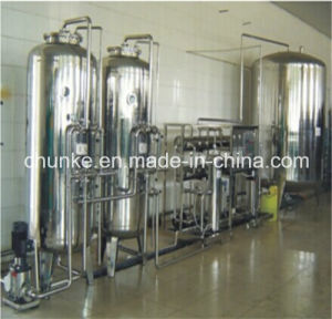 Stainless Steel Salt Water Treatment Plant with RO System pictures & photos