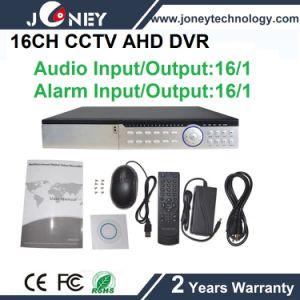 H 264 Onvif Linux VGA HDMI 16 CH Ahd DVR with 16CH Audio, Alarm pictures & photos