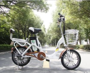 16′ Wheel 48V Lithium Bttery Electric Bike pictures & photos
