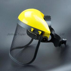 Wheel Ratchet Suspension Steel Mesh Visor Face Shield (FS4014) pictures & photos