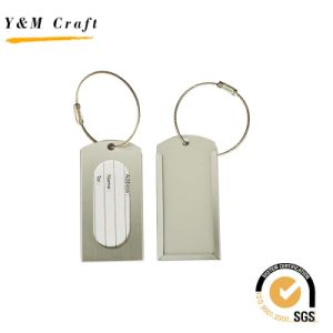Top Sale Metal Luggage Tag for Travelling pictures & photos