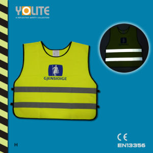 Yellow Reflective Safety Vests, High Visibility Reflective, Running Vest pictures & photos